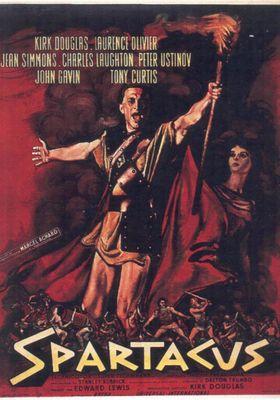 Spartacus's Poster