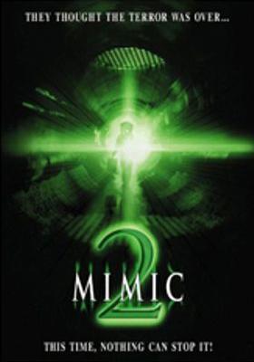 미믹 2의 포스터