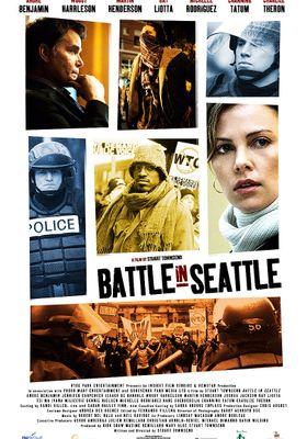 Battle in Seattle's Poster