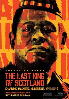 라스트 킹의 포스터