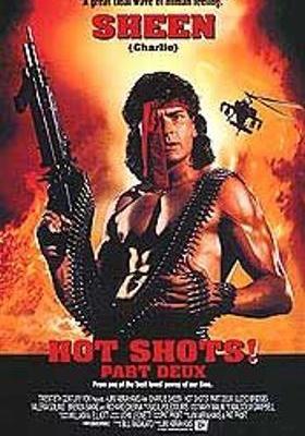 Hot Shots! Part Deux's Poster