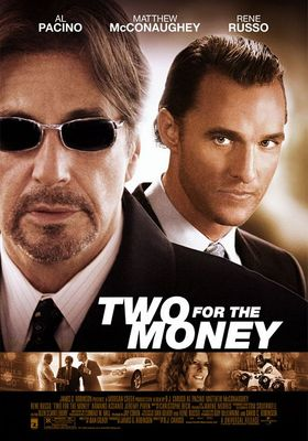 Two for the Money's Poster
