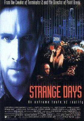 Strange Days's Poster