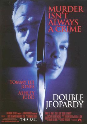 Double Jeopardy's Poster