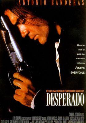 데스페라도의 포스터