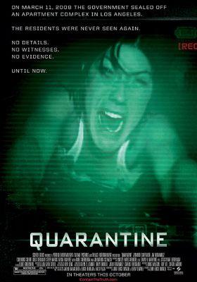 Quarantine's Poster