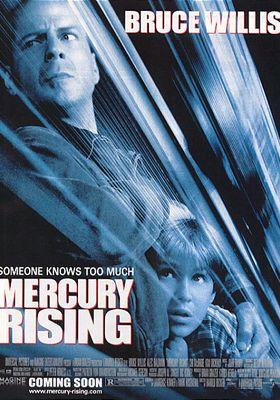 Mercury Rising's Poster