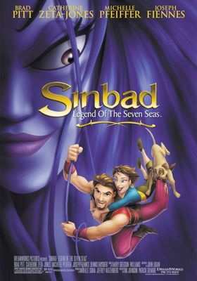 Sinbad: Legend of the Seven Seas's Poster