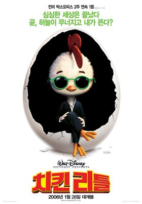 Chicken Little's Poster
