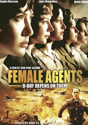 Female Agents's Poster
