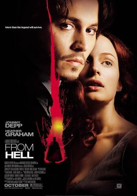 From Hell's Poster