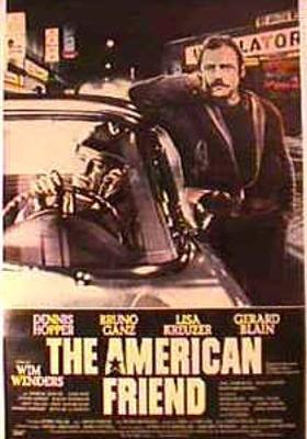The American Friend's Poster