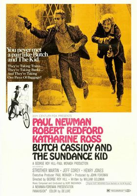 Butch Cassidy and the Sundance Kid's Poster