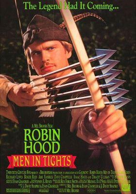 Robin Hood: Men in Tights's Poster