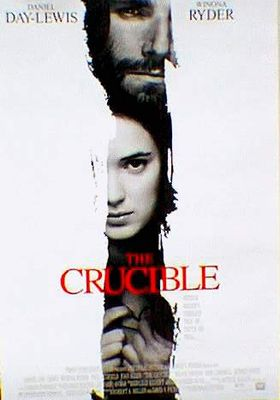 The Crucible's Poster