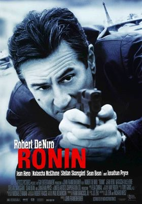 Ronin's Poster
