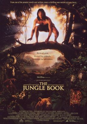 The Jungle Book's Poster