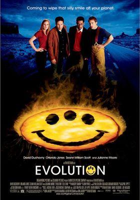 에볼루션의 포스터