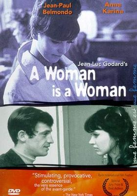 A Woman Is a Woman's Poster