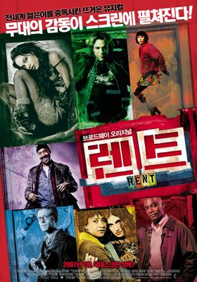 Rent's Poster