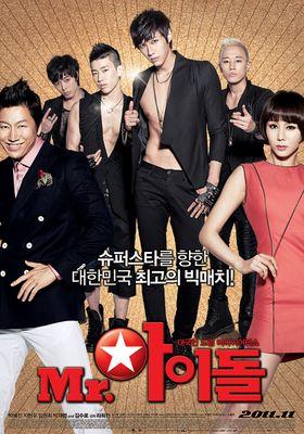 Mr. Idol's Poster