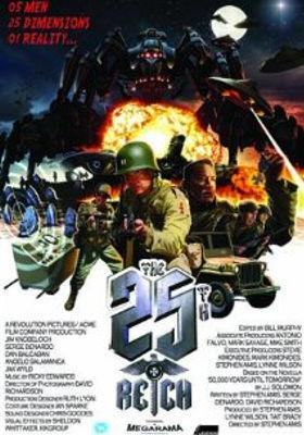 The 25th Reich's Poster