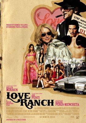 러브 랜치의 포스터