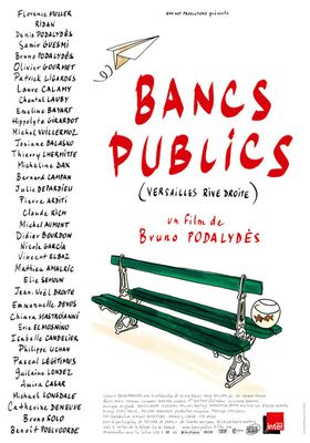 Park Benches's Poster