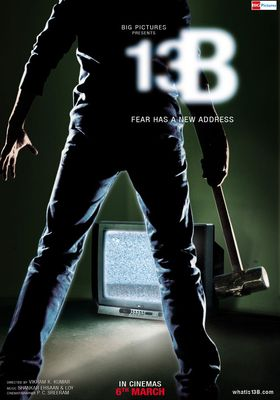 13B: Fear Has a New Address's Poster