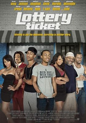 Lottery Ticket's Poster