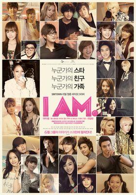 I AM. (아이엠)의 포스터
