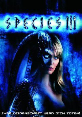 Species III's Poster