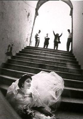 나폴리의 결혼 사진사의 포스터