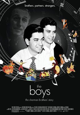 The Boys: The Sherman Brothers' Story's Poster