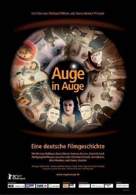 Auge in Auge - Eine deutsche Filmgeschichte's Poster