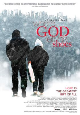 Where God Left His Shoes's Poster