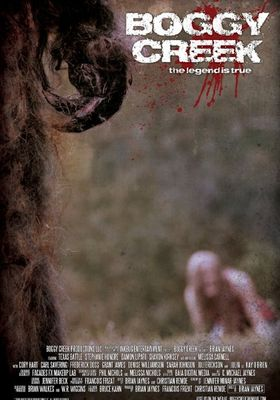 Boggy Creek's Poster
