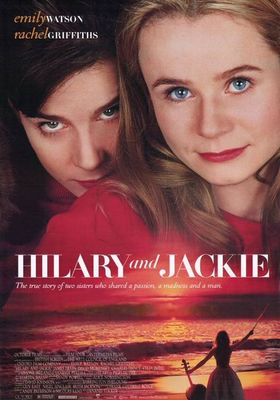 Hilary and Jackie's Poster