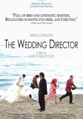 The Wedding Director's Poster