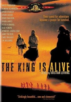 The King Is Alive's Poster