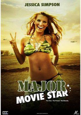 『Major Movie Star』のポスター