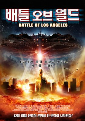 Battle of Los Angeles's Poster