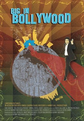 Big in Bollywood's Poster
