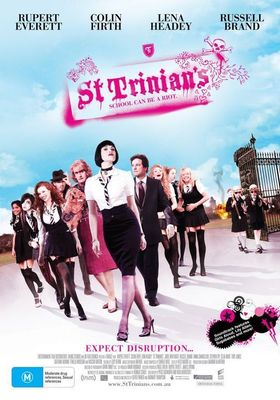 St Trinian's 2: The Legend of Fritton's Gold's Poster