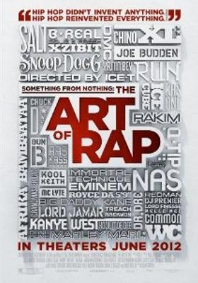 Something from Nothing: The Art of Rap's Poster