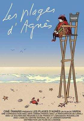 아녜스 바르다의 해변의 포스터