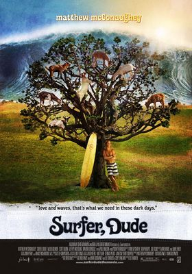 Surfer, Dude's Poster