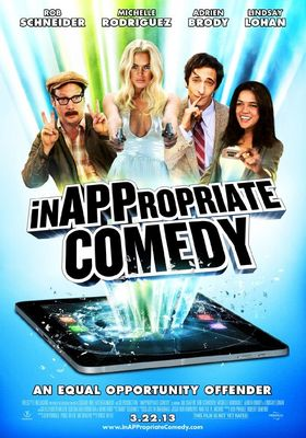 InAPPropriate Comedy's Poster