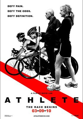 The Athlete's Poster