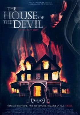The House of the Devil's Poster